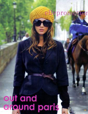 Elle UK Magazine