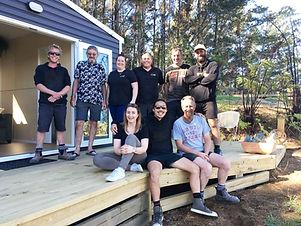 Build Tiny Team Photo November 2019