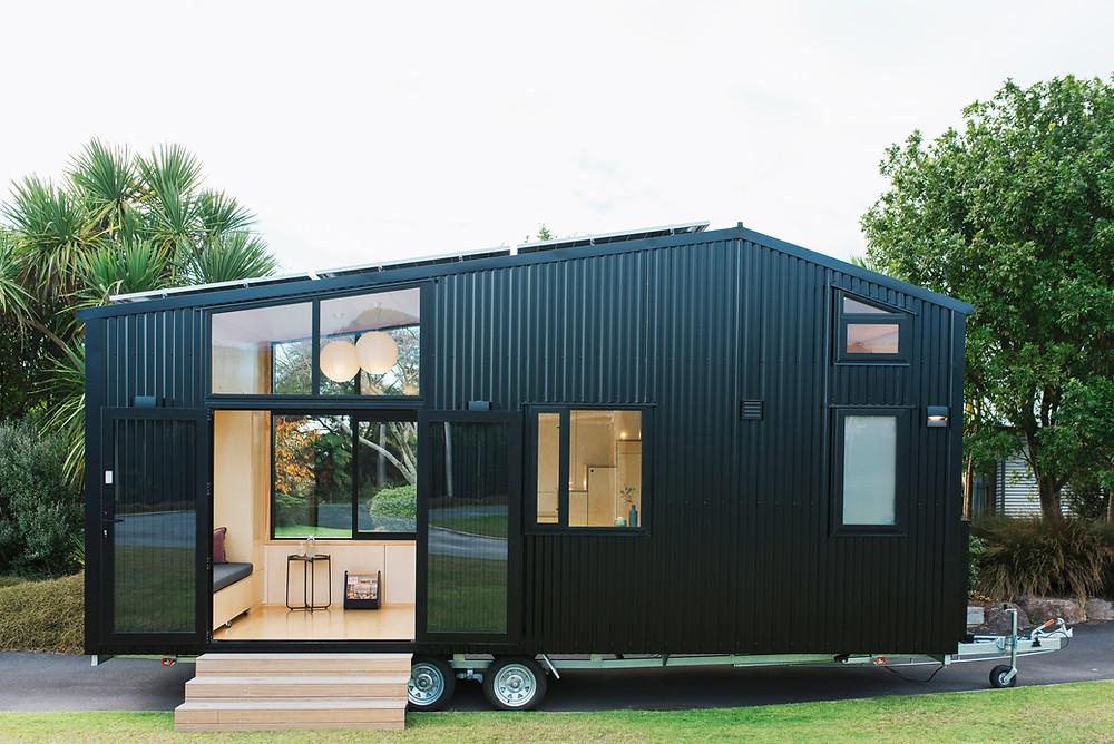 First Light Tiny House built by Build Tiny