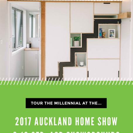 See you at the Auckland Home Show!