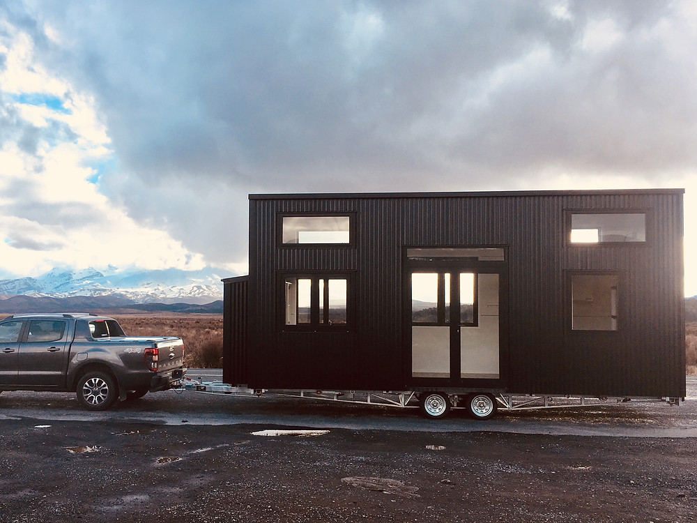 Traveling Tiny house