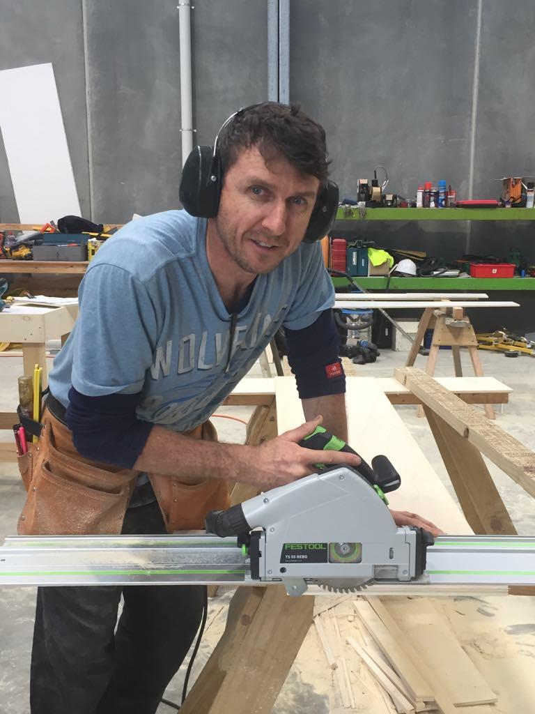 Build Tinys new employee Mike