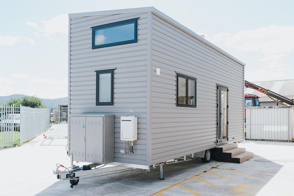 La Sombra Tiny House built by Build TIny