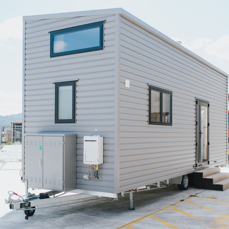 The elegant La Sombra Tiny House