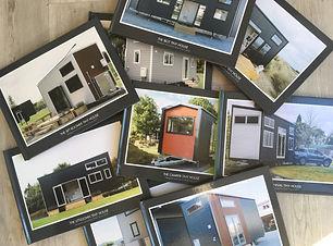 Build Tiny Portfolio of Tiny House Buids