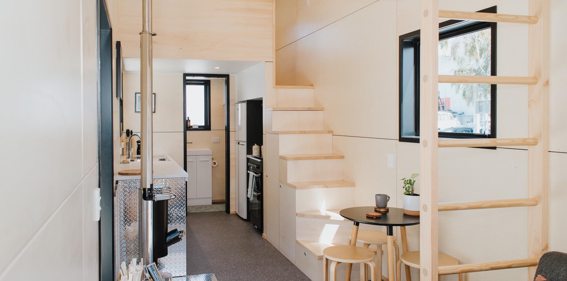 La Sombra Tiny House
