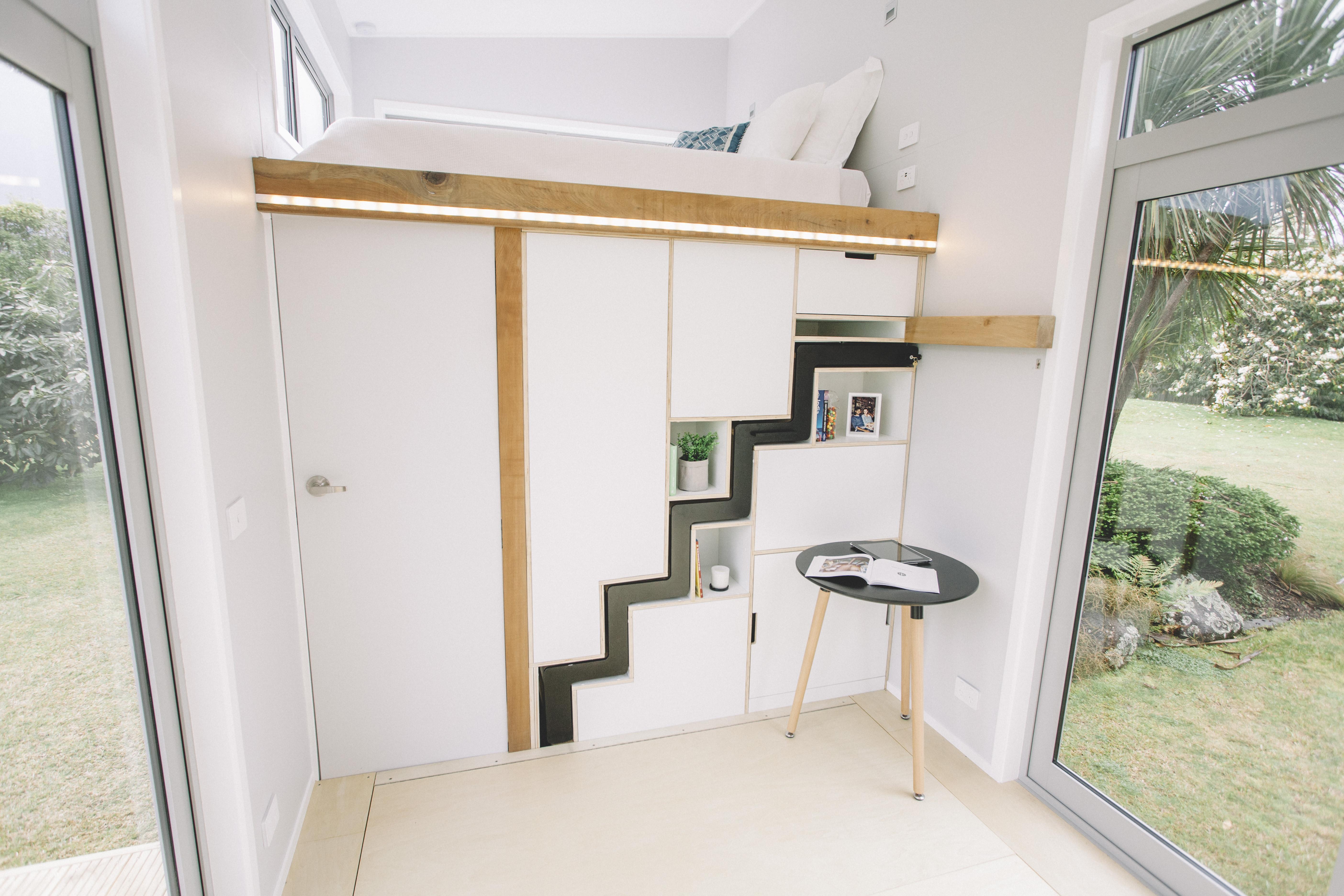 The Millennial Tiny House Build Tiny Katikati Nz