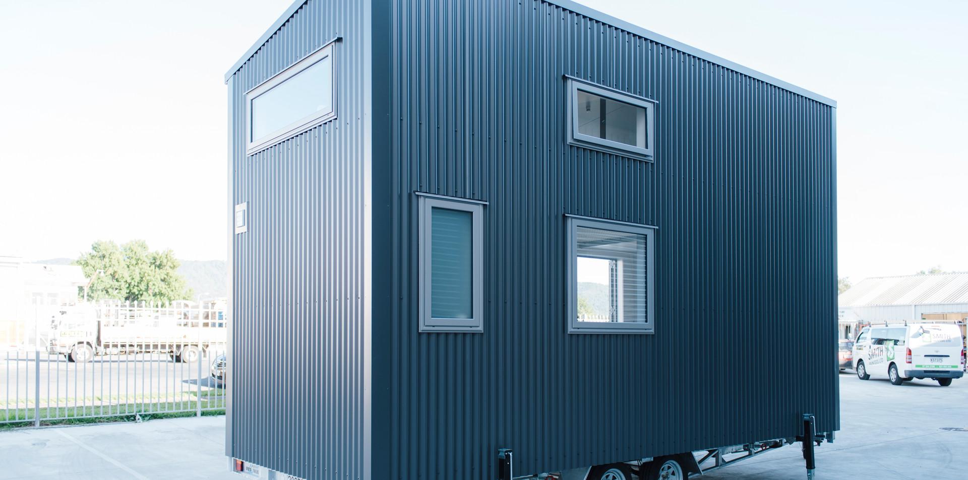 Larissa & Tyler's Tiny house