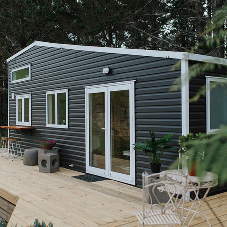 How big can a Tiny House be in NZ?