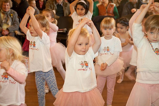 Dynamic Performing Arts | Classes for Little Ones