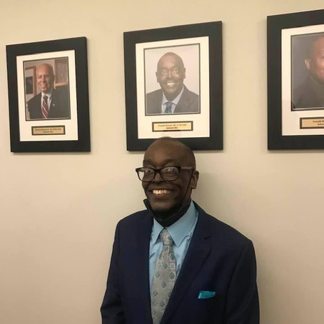 """Dr. Donald Brown inducted into Springfield College prestigious Alumni """"Wall of Fame"""""""