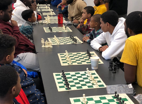 PRI students learn Chess and the meaning of culture.