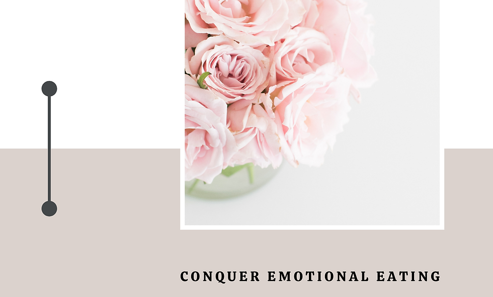 Conquer Emotional Eating Workbook