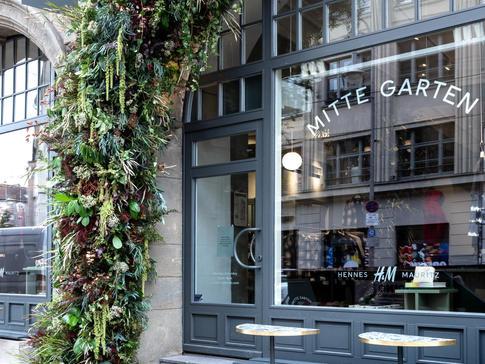 H&M Mitte Garten
