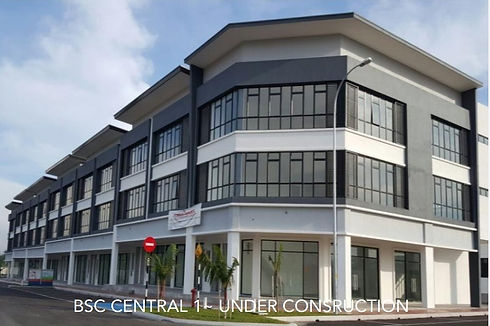 Bdr Seri Coalfields (KL-Kepong)  Central
