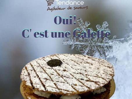Galette Glacée