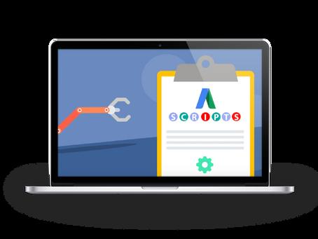 Impr. Share Drop Alerts: Google Ads Script