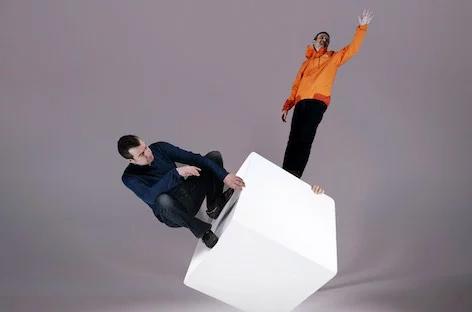 Plaid × マイケル・アリアス!