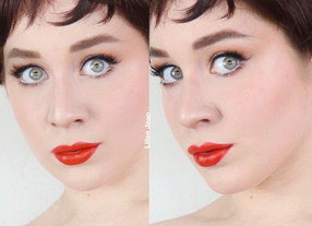 Audrey Hepburn Makeup Tutorial Classic OLD HOLLYWOOD 2020 | Lillee Jean| Lillee Jean