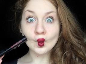 Buxom Cosmetics Va-Va Plump Shiny Liquid Lipstick Review w/ Swatches