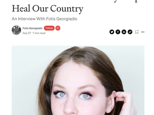 Lillee Jean Interview - Proactively Help Heal Our Country (2021) Authority Magazine