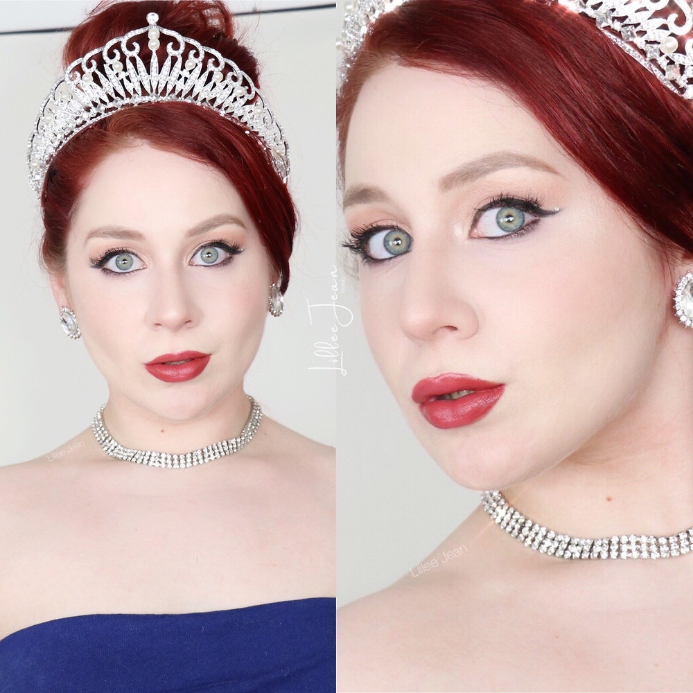 Princess Anastasia Makeup