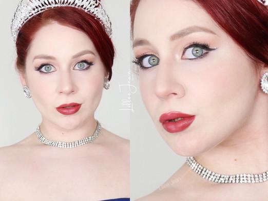 Top 3 UNDERRATED Disney Princesses + Makeup Looks   Lillee Jean