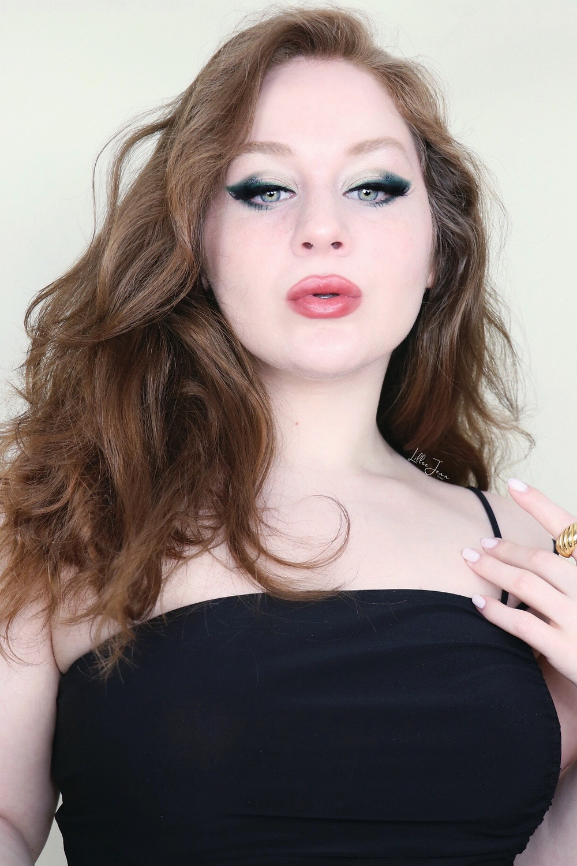 Green Smokey Eyeliner | Makeup Revolution Chilled Tutorial 2021 | Lillee Jean