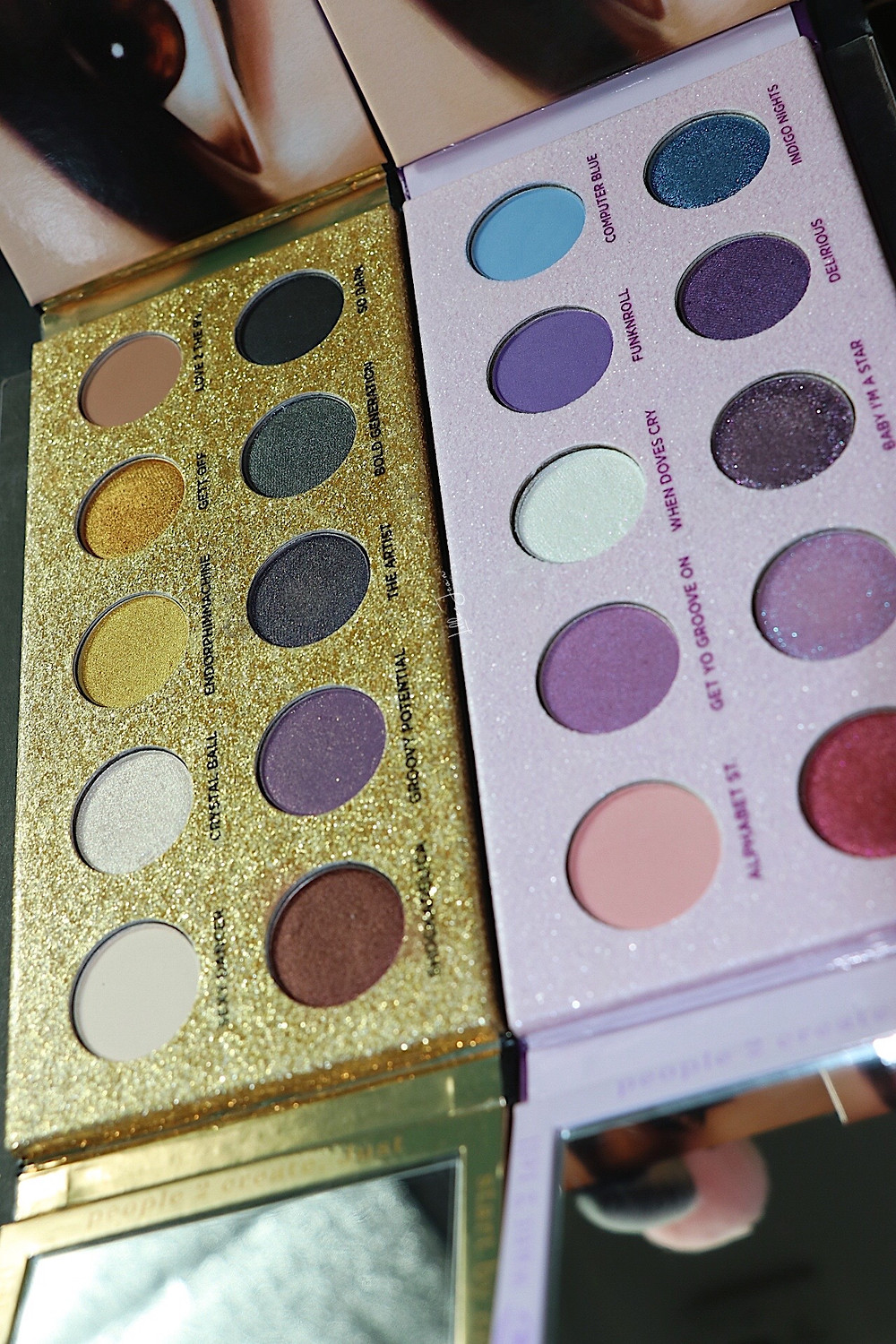 Urban Decay Prince Collection | Lillee Jean