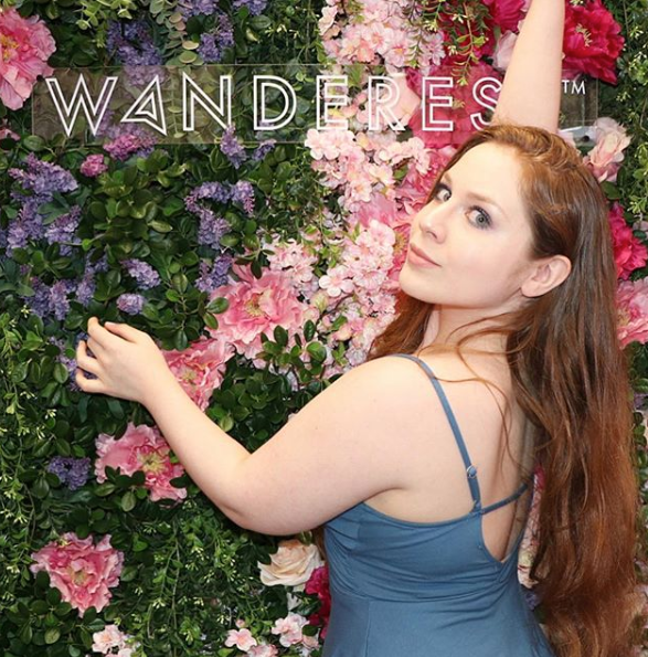 Lillee Jean Wander Beauty Pop Up Store New York City 2020