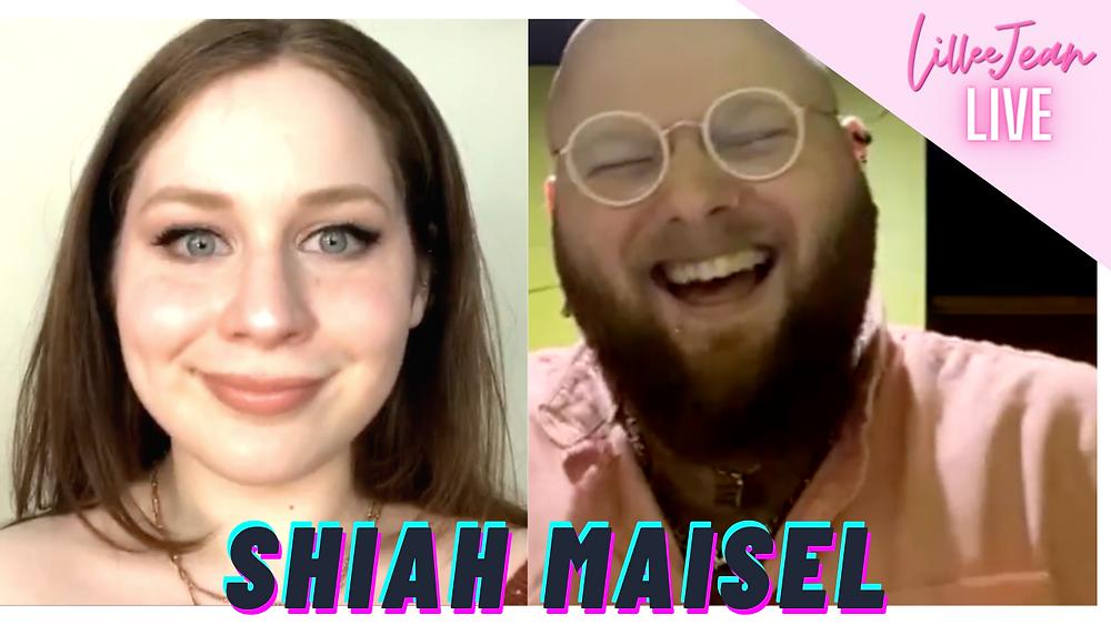 Lillee Jean Talks LIVE - Shiah Maisel
