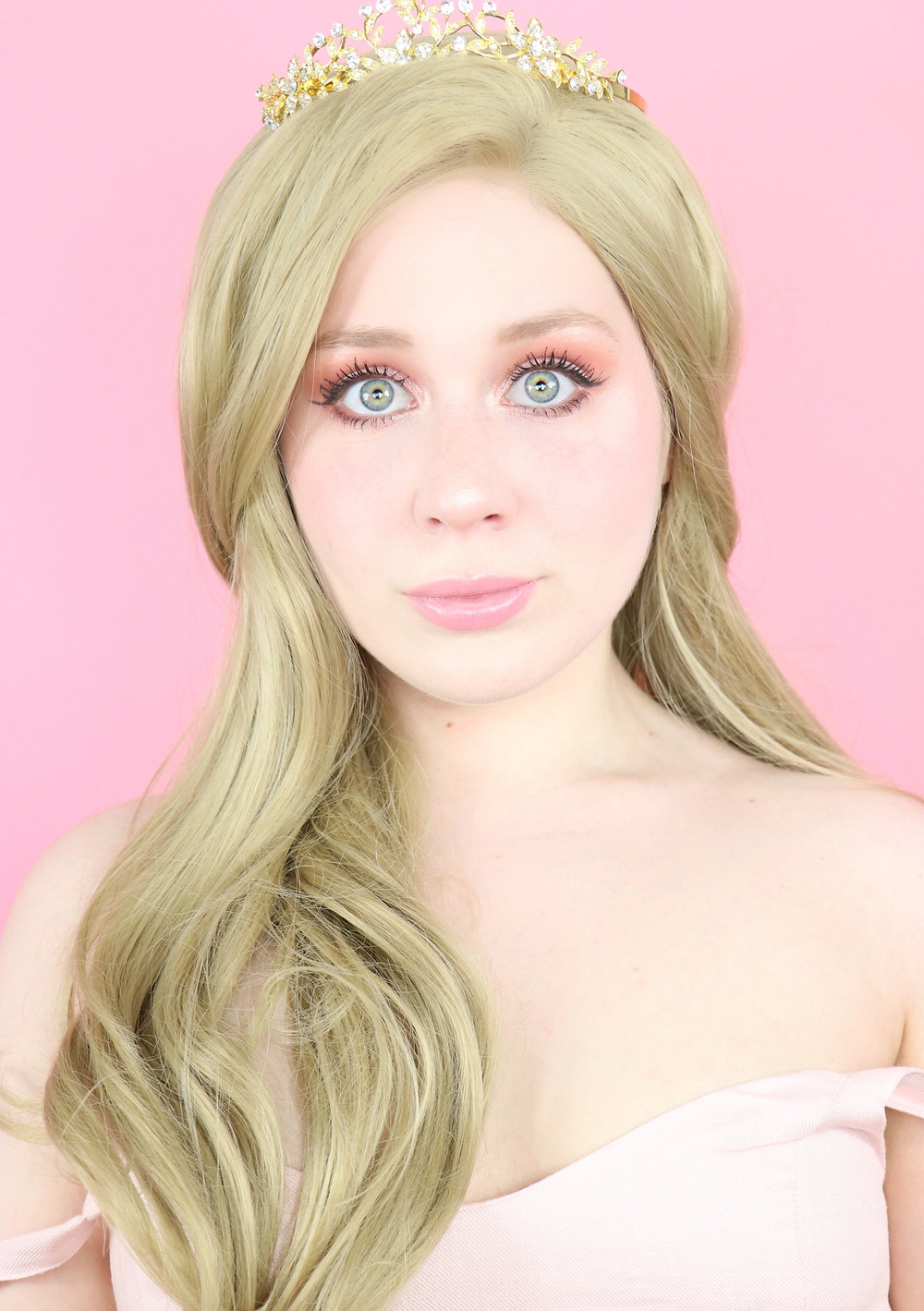 Barbie Makeup Princess and the Pauper WEARABLE Tutorial 2020   Lillee Jean