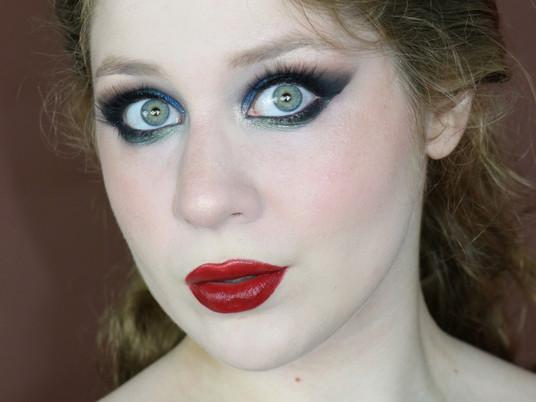 L.A. Girl PRO Palette Peacock Blue Green Eyeshadow Makeup Tutorial 2020 | Lillee Jean