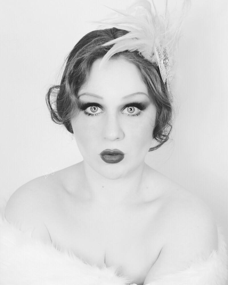 Lillee Jean 1920's Makeup Tutorial