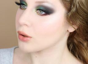 Lime Crime Venus 2 Autumn Green Smokey Eye 2020 Makeup Tutorial | Lillee Jean