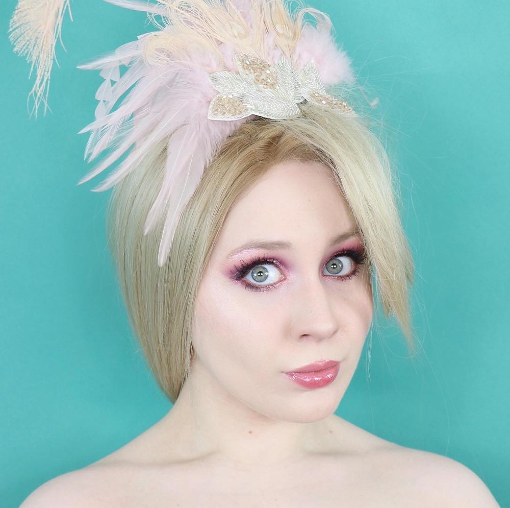 Andrina Ariel's Sister The Little Mermaid Disney Makeup Tutorial Cosplay 2020 | Lillee Jean