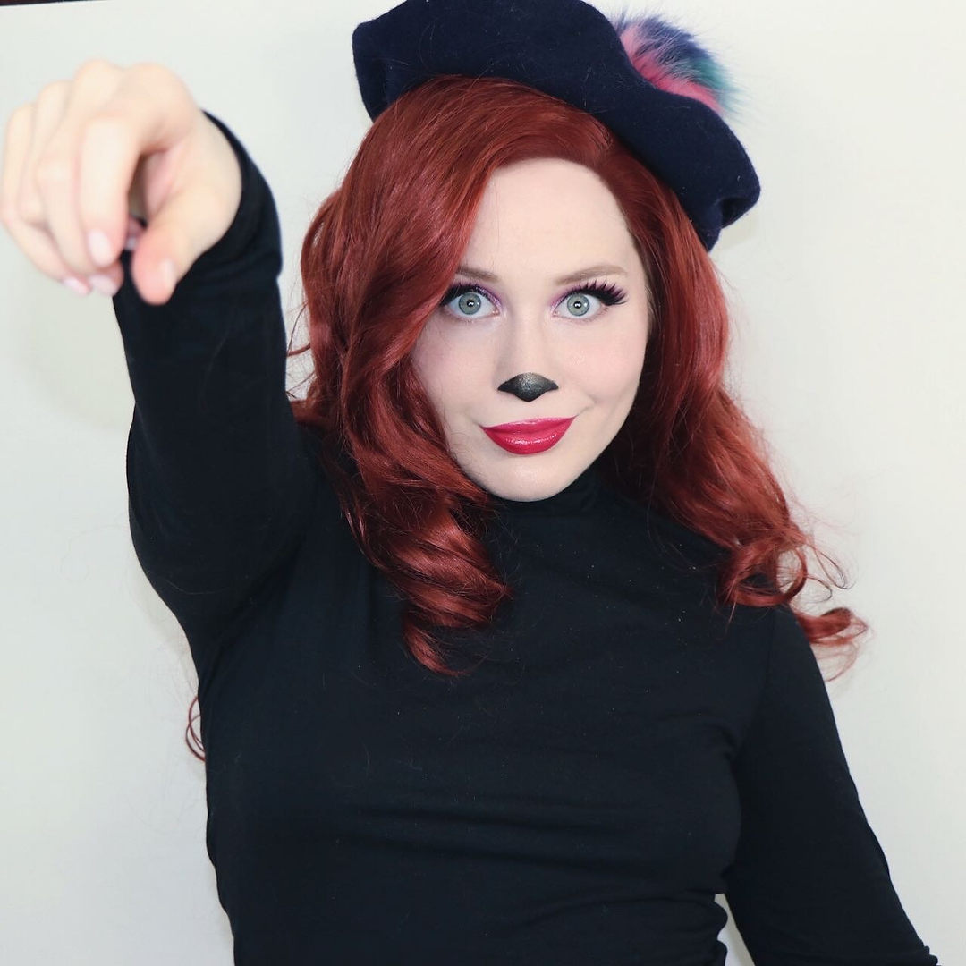 Beret Girl Cosplay by Lillee Jean