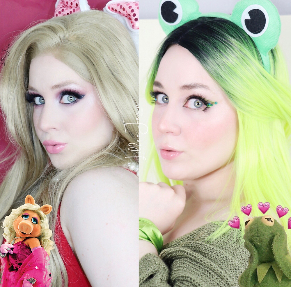 Disney Muppets Cosplay by Lillee Jean