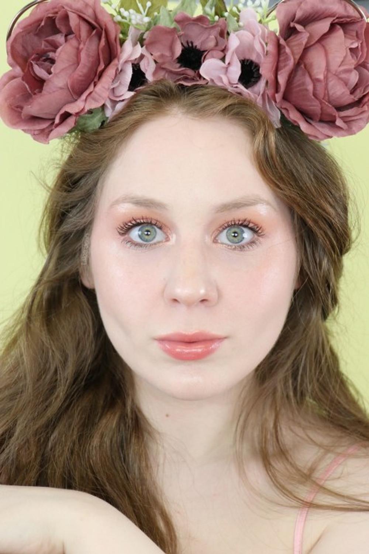 Dewy Fresh Faced Peach Makeup Tutorial 2020 | Lillee Jean