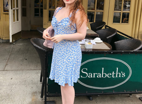 Lillee Jean At Sarabeth's in New York City