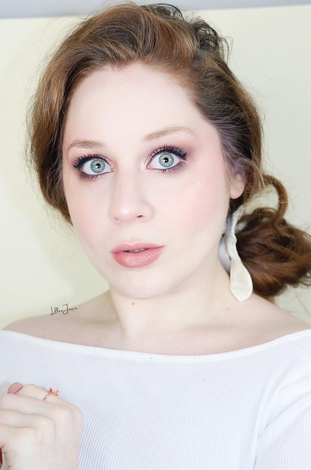Meghan Markle Inspired Smokey Makeup Revolution Reloaded Makeup Tutorial 2021 | Lillee Jean