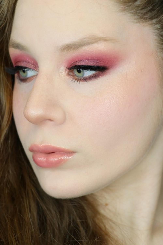 Natasha Denona LOVE Shimmery Pink Valentines Day Makeup Tutorial 2020   Lillee Jean