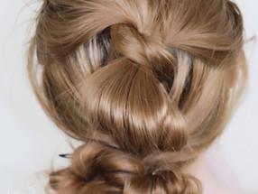 EASY Pull Through Voluminous BUN Hairstyle Tutorial 2021 | Lillee Jean