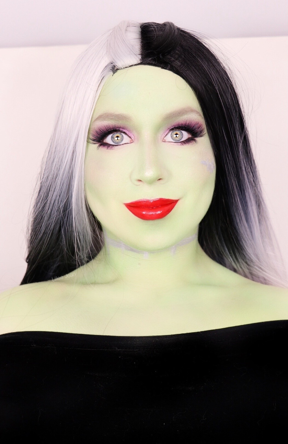 Lillee Jean Compilation   Monster High Makeup   Abbey Bominable, Draculaura, Frankie Stein Tutorial