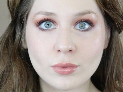 Winter Dry Skin Foundations, Primers, Blushes, Skin Care + DEWY MAKEUP TUTORIAL | Lillee Jean
