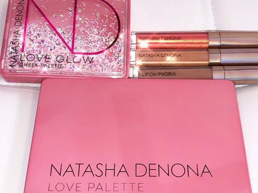 Natasha Denona LOVE Collection SWATCHES 2020 | Lillee Jean