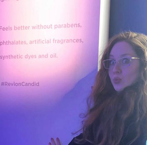 Revlon Candid Event 2019 Lillee Jean