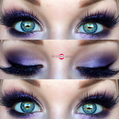 Quick Purple Smokey Eye Makeup Tutorial FT. Too Faced Cat Eyes 2016 | Lillee Jean
