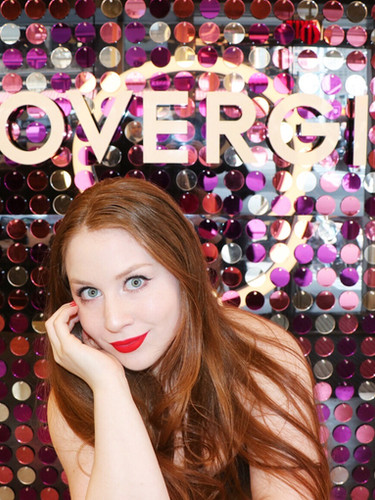 Lillee Jean Covergirl Timesquare Billboard