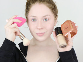 Beginners FLAWLESS FACE In Depth Makeup Tutorial 2020 | Lillee Jean